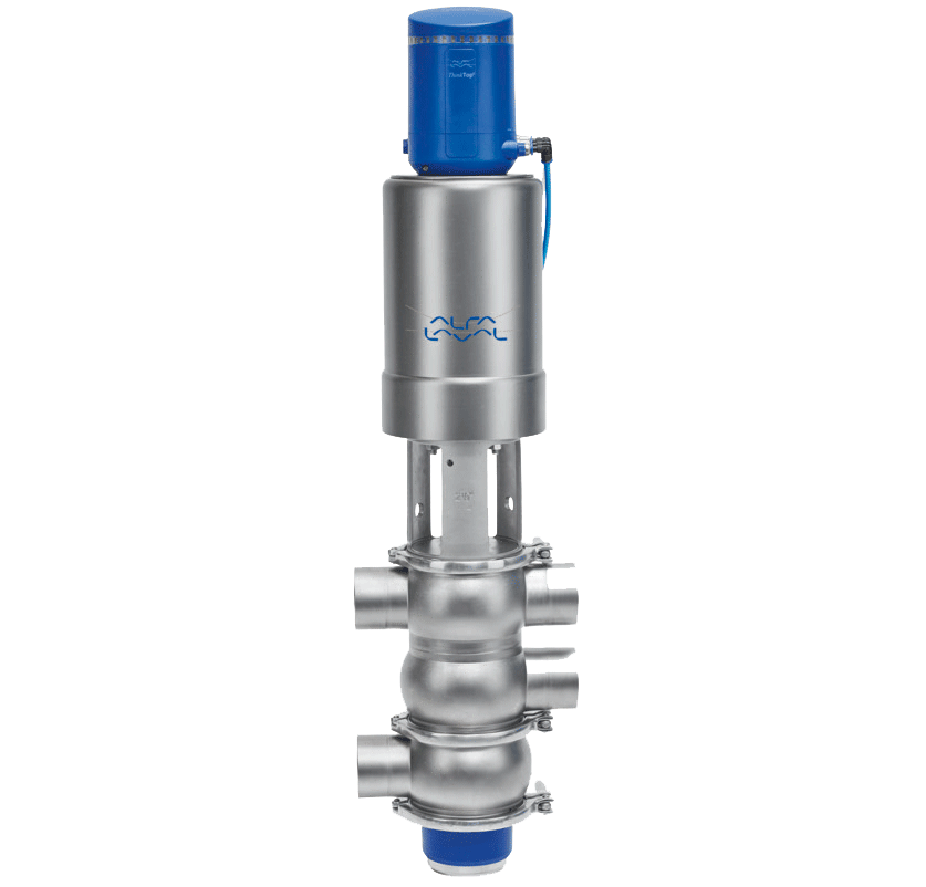 Alfa Laval Unique Mixproof 3 Body with ThinkTop®