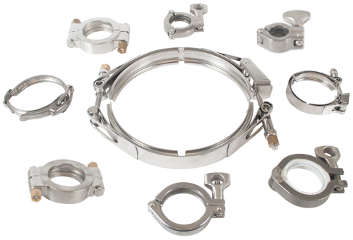 Fittings Clamps