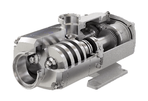 Alfa Laval OS Series Twin Screw Pump