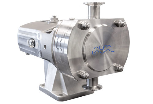 Alfa Laval SRU Series Positive Displacement Pump